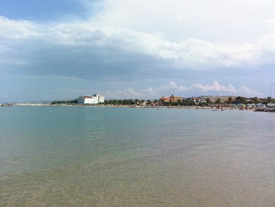 Polena Residence Hotel: Mare