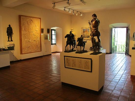 Hervas, Spagna: Museo Pérez Comendador-Leoux