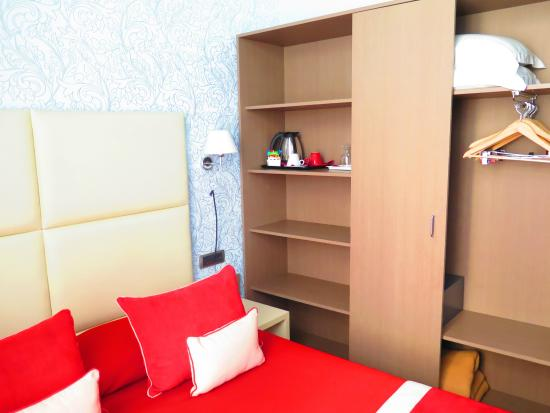 Demetra Hotel: Zimmer #204