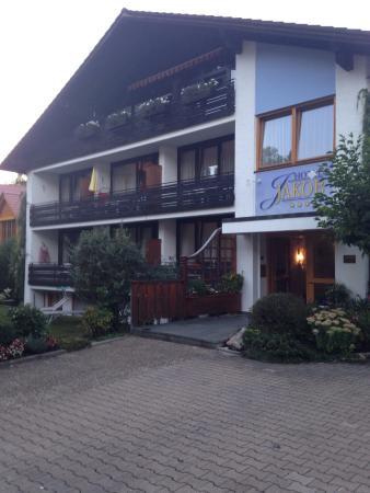 Kurhotel Jakob: Front of hotel
