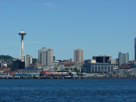 Argosy Tours Seattle Washington