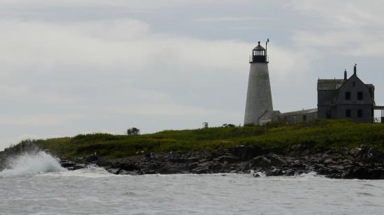 Biddeford Pool, ME: Wood Island lighthouse
