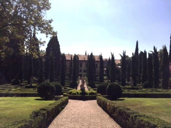 Giardini foto di palazzo giardino giusti verona for Giardino e palazzo giusti