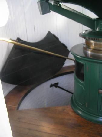 Inside/Top of the Jupiter Inlet Lighthouse