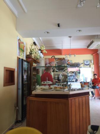 Bocados - Pasteleria