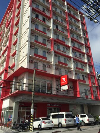 Red Planet Angeles City: The Red Planet hotel