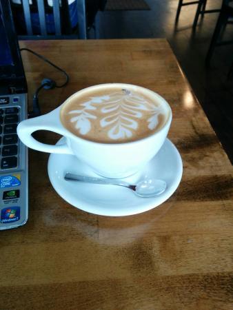 อูไคย่า, แคลิฟอร์เนีย: latte