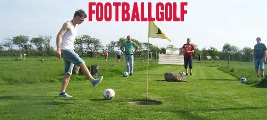 Cornwall Football Golf: footballgolf_property_photo