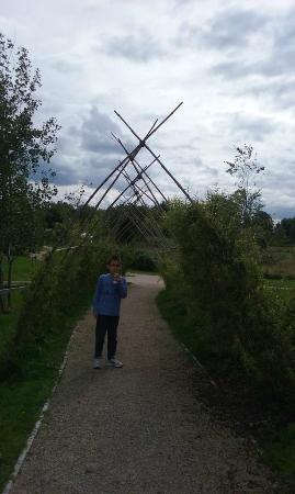 Moate, Ireland: park