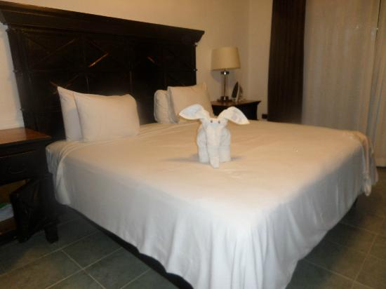 Hacienda Paradise Boutique Hotel by Xperience Hotels: Figuras de toallas :)