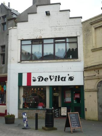 Devitas Pizzeria & Cafe
