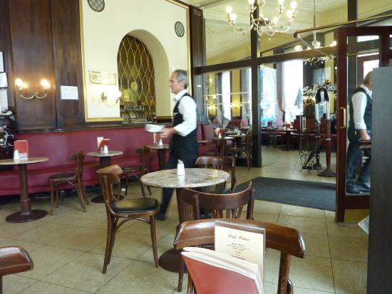 Cafe Ritter Dining Area Picture Of Cafe Ritter Vienna Tripadvisor