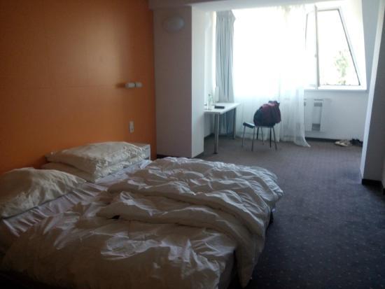 Hotel Ostredok : Pokoj 202