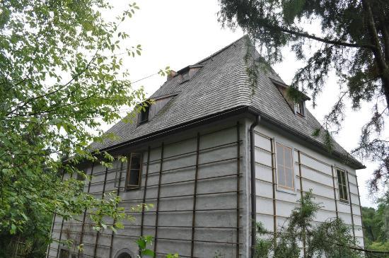 Goethes Gartenhaus: esterno
