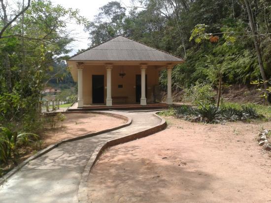 Area do museu