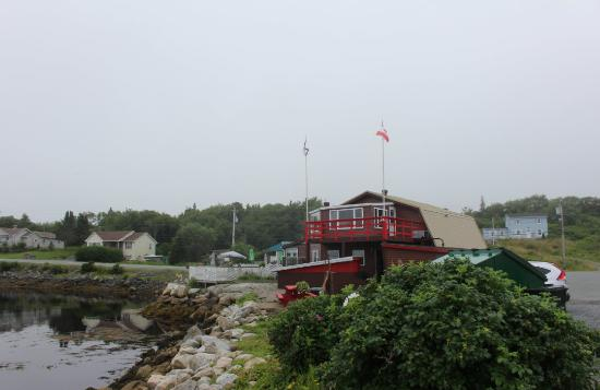 West Dover, Canadá: Shaw's landing
