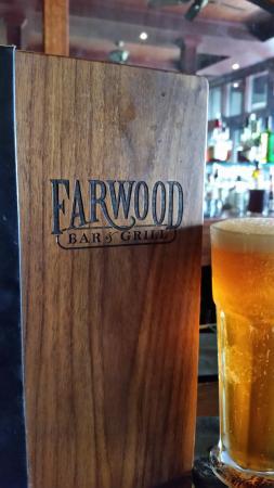 Orland, CA: Farwood Grill
