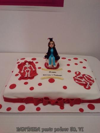 Cake Design Vicenza E Provincia : torta laurea - Foto di Fantasia Cake Design, Vicenza ...