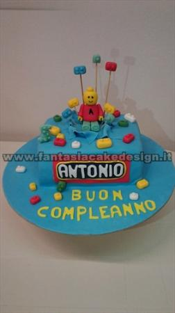 Torta Lego Photo De Fantasia Cake Design Vicenza Tripadvisor