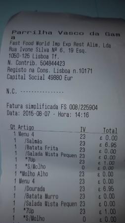 Parrilha Vasco Da Gama