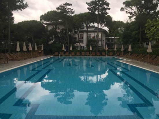 Hotel Greif Lignano: Бассейн