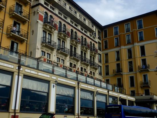 Hotel Britannia Excelsior Cadenabbia Italy Reviews