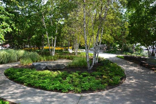 Toronto Music Garden - Picture of Toronto Music Garden, Toronto ...