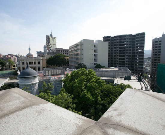 Hotel Guia Macau Review