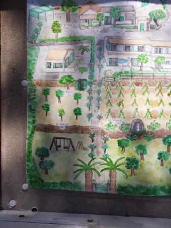 Residence Augusto: piantina residence