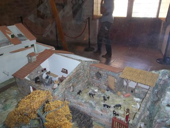 Museo de Artes y Costumbres Populares del Alto Guadalquivir: maqueta