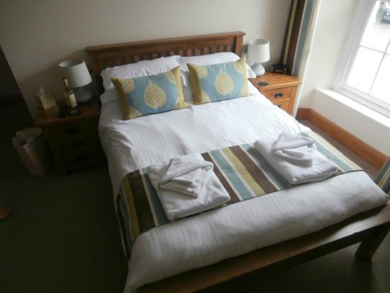 Black Lion Hotel: Fantastic comfortable bed