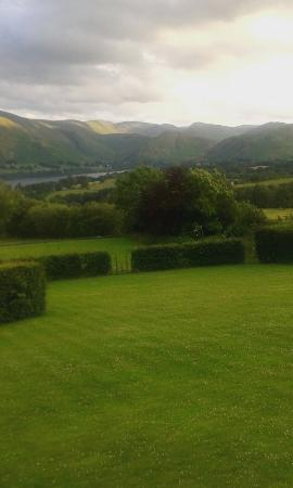 Ullswater View: View from holiday house, looking over Ullswater