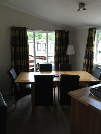 Loch Awe Holiday Park: Dining Area