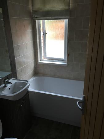Loch Awe Holiday Park: Bathroom
