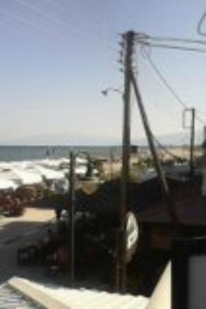 El Greco Beach Hotel: view
