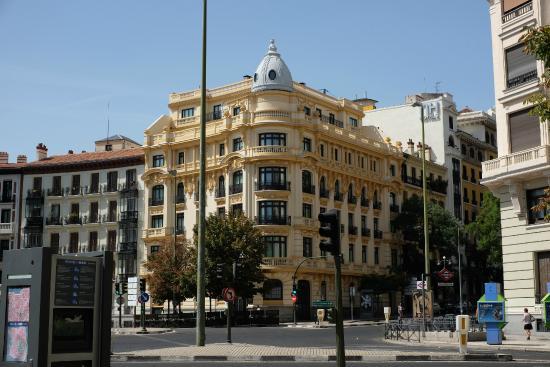 foto de hotel sardinero madrid madrid innside madrid