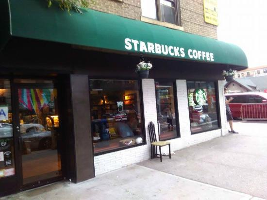 Photo of Coffee Shop Starbucks at 801 W 181st St, New York, NY 10033, United States