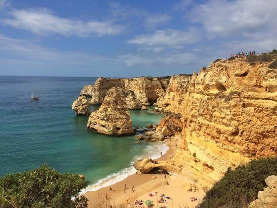 Praia da Marinha: photo0.jpg
