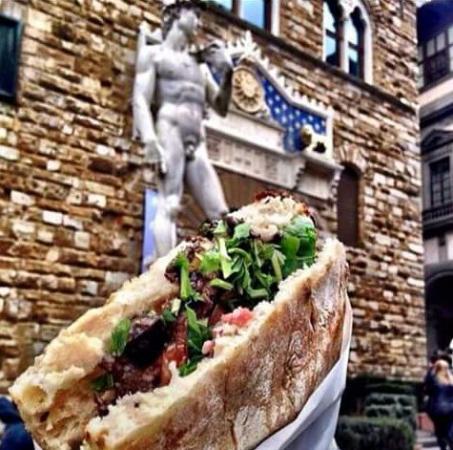 All' Antico Vinaio: Se vieni a Firenze non puoi non farci un salto!