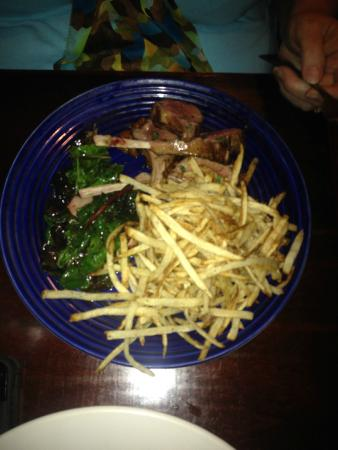 The Red Dove Tavern: Lamb Chops