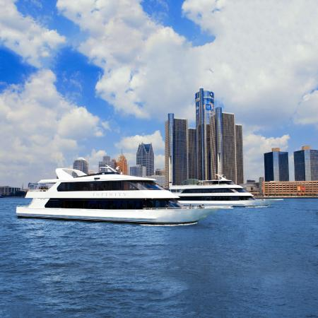 Saint Clair Shores, MI: The Infinity and Ovation Yachts in Detroit