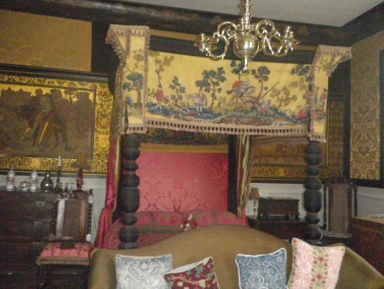 Restoration House Kings Bedchamber