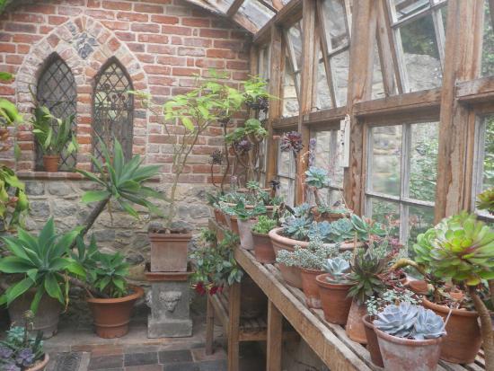 Wonderful Restoration House: Restoration Garden Greenhouse