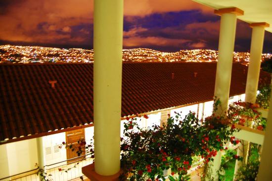 Hotel Casa Kolping Sucre: Vista de Pasillos de Habitaciones
