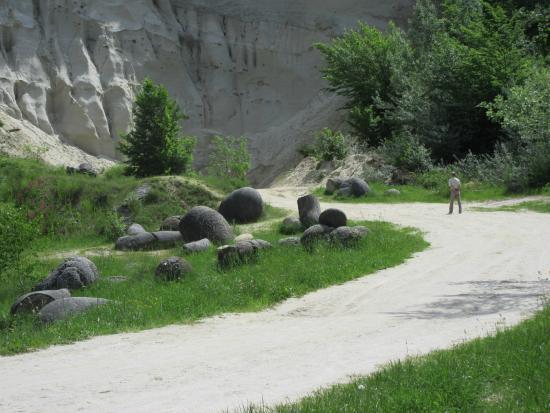 Trovanti Museum Natural Reserve