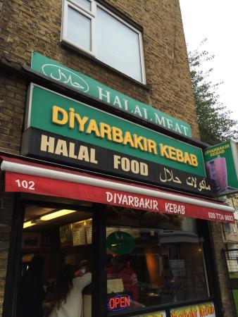 Diyarbakir Kebab Picture Of Diyarbakir Kebab London Tripadvisor