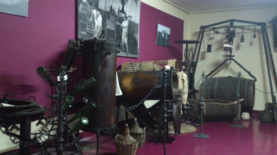 Museo Del Vino Menciano