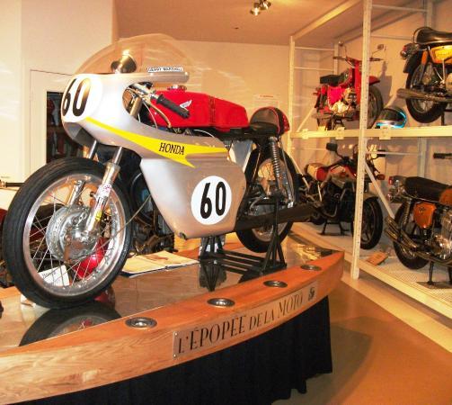 l'Épopée de la Moto: Les motos japonaises, Musée Épopée de la Moto