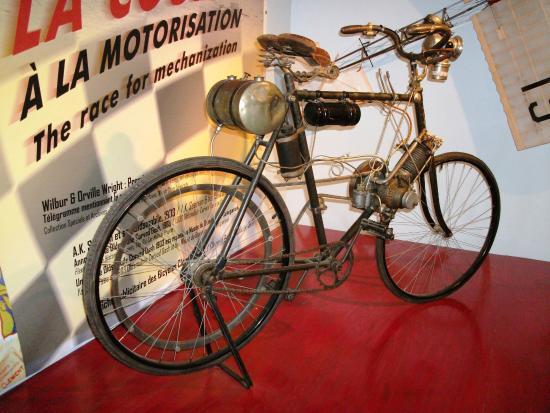 l'Épopée de la Moto: Musée Épopée de la Moto