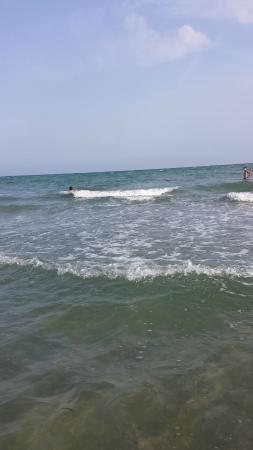 Ca' Berton Village: spiaggia perfetta